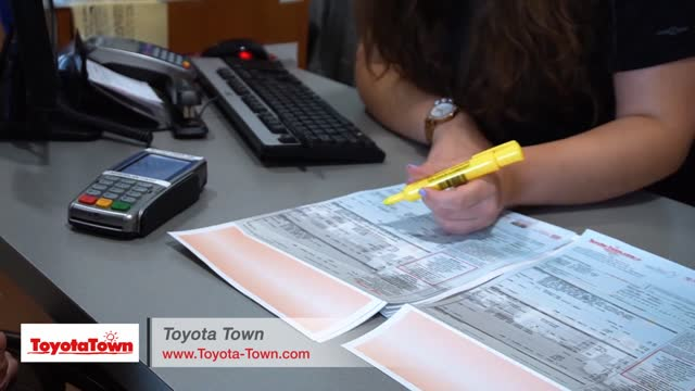 Toyota Parts and Accessories | Toyota Town London Toyota Parts